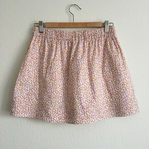 J. Crew Skirts - J.Crew cotton skirt